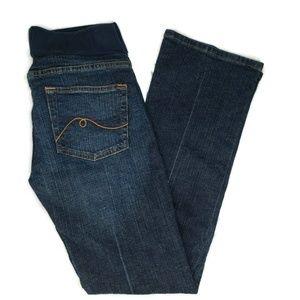 Motherhood Maternity Jeans Dark Stretch 29X31 Sz S